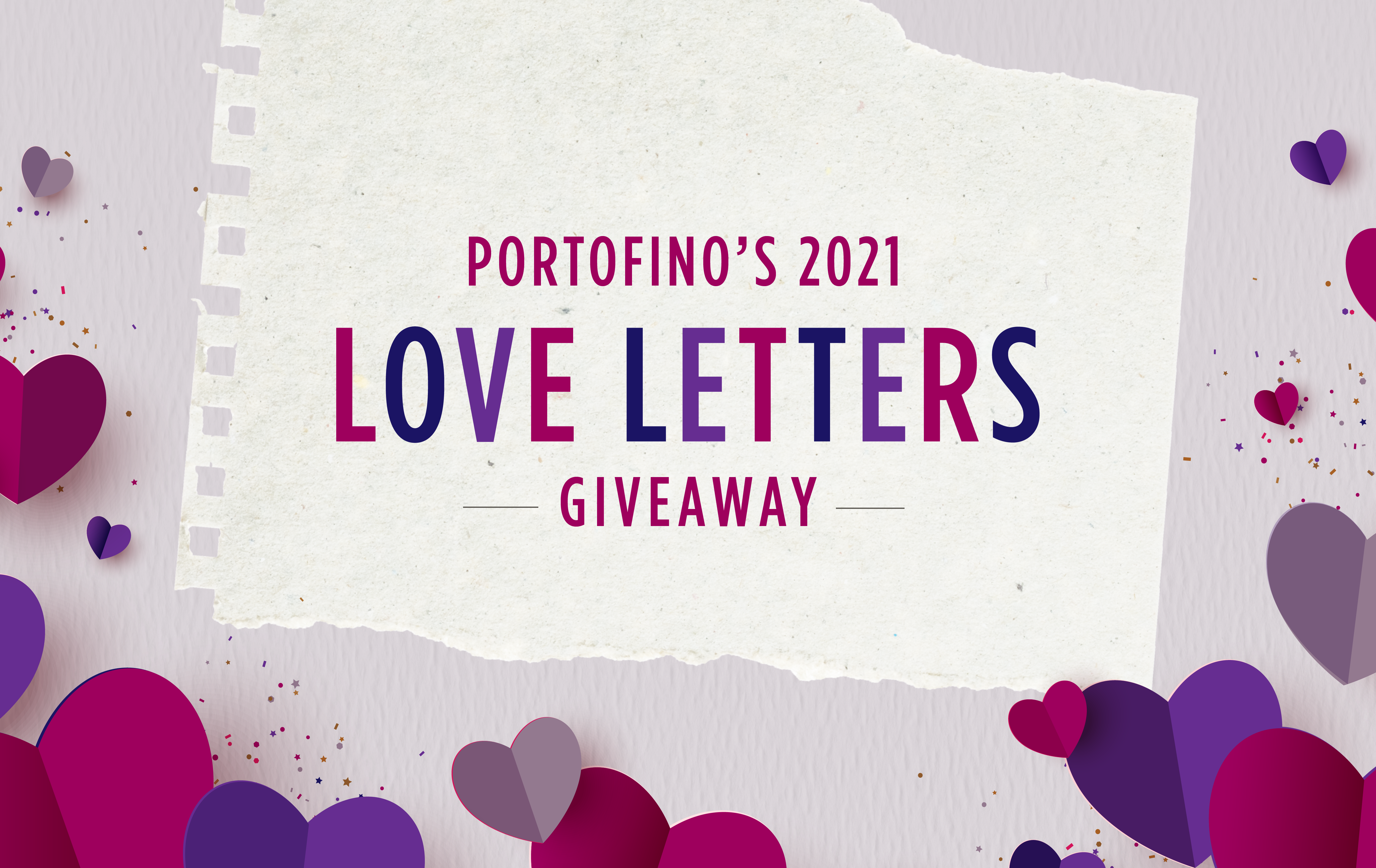 Love Letters Giveaway 2021